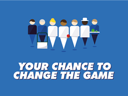 Hants Game Changer Your Chance To Change The Game