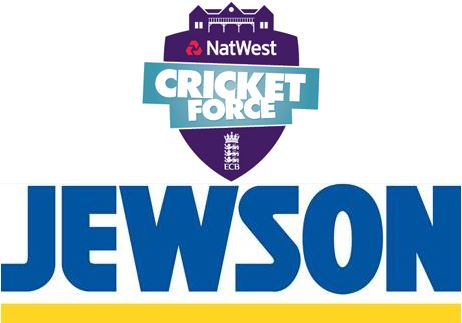 NatWest CricketForce Jewson logo