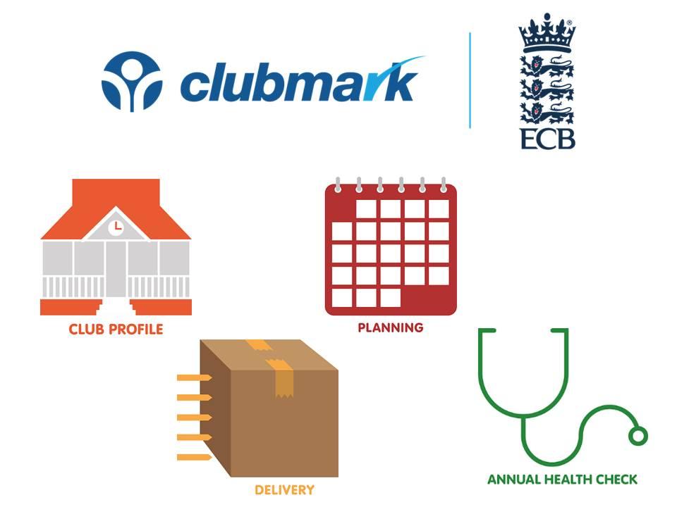 clubmark logo montage