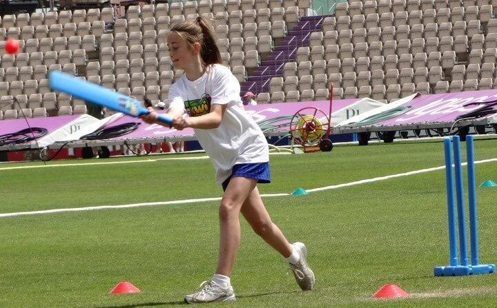 Schools kwik cricket