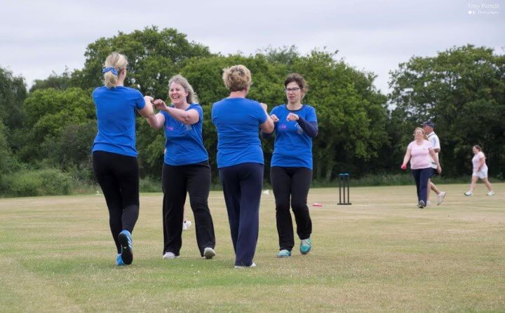 Fast and Fun: W10 softball cricket for newbies