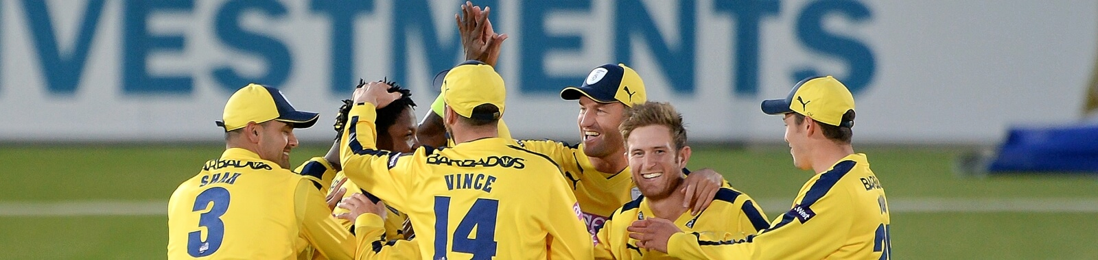 Big Increase in Ticket Sales for this Year's NatWest T20 Blast · The