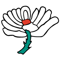 Yorkshire's badge